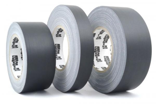 Tesa Band Gafer Matt black fabric gaffer tape 0