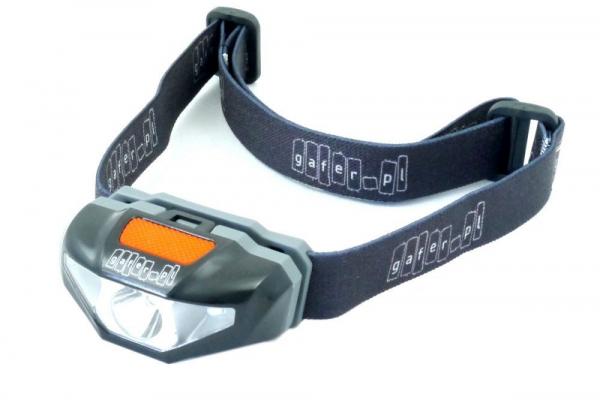 Lanterna Gafer 1-Cell AA LED Headlight [0]