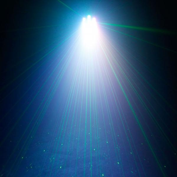 Efect LED Cameo Flat Storm 9