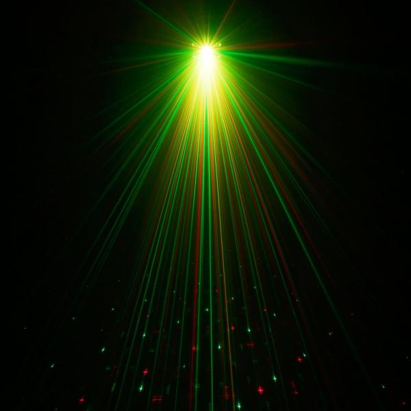 Efect LED Cameo Flat Storm 10