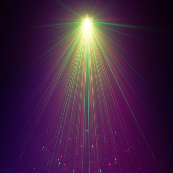 Efect LED Cameo Flat Storm 11