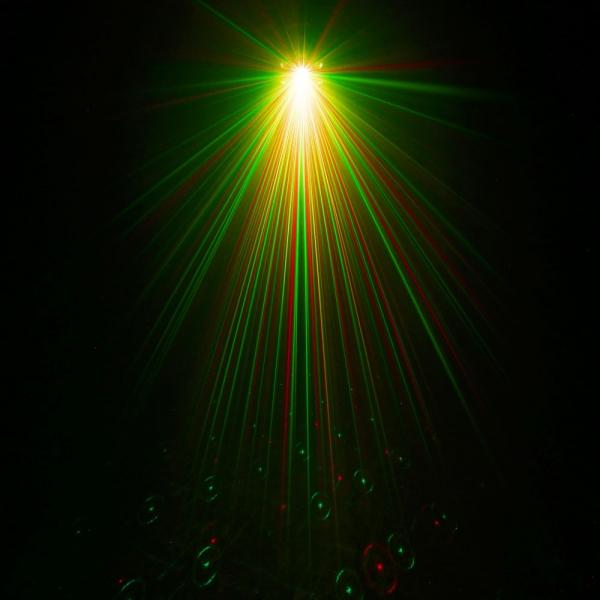 Efect LED Cameo Flat Storm 14