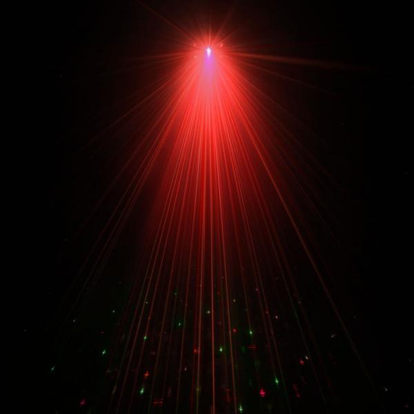 Efect LED Cameo Flat Storm 15