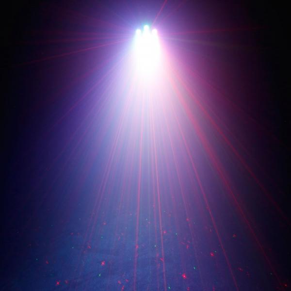 Efect LED Cameo Flat Storm 6