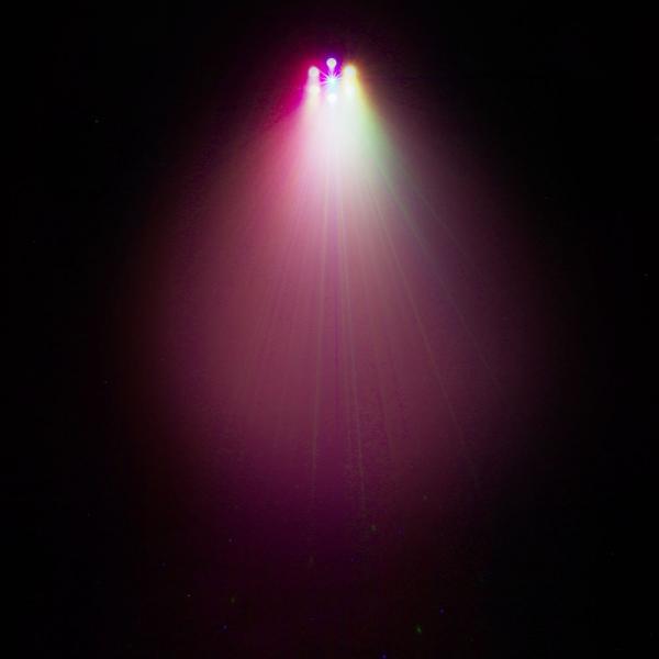 Efect LED Cameo Flat Storm 8