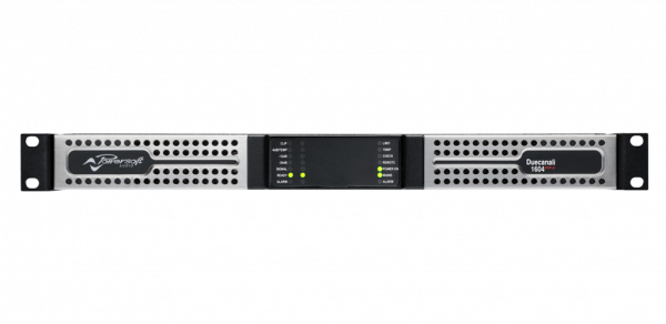 Amplificator Powersoft Duecanali 1604 + DSP 0