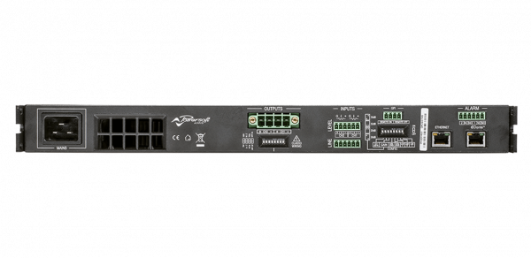 Amplificator Powersoft Duecanali 6404 DSP+D 1
