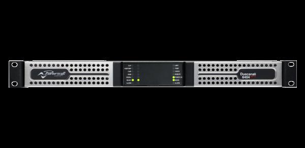Amplificator Powersoft Duecanali 6404 DSP+D 0