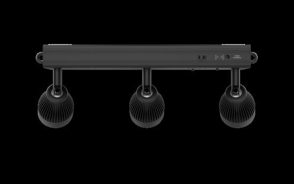 Chauvet EZbar Bara cu 3 Pin Spot LED de 5W tip WW cu acumulator si telecomanda IRC inclusa 0