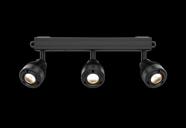 Chauvet EZbar Bara cu 3 Pin Spot LED de 5W tip WW cu acumulator si telecomanda IRC inclusa 1