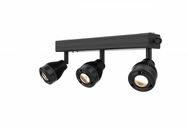 Chauvet EZbar Bara cu 3 Pin Spot LED de 5W tip WW cu acumulator si telecomanda IRC inclusa [2]