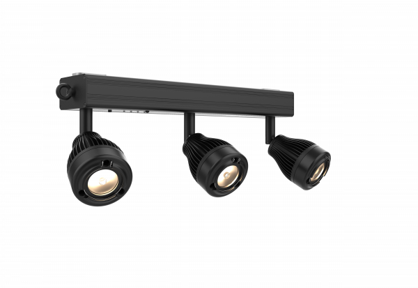 Chauvet EZbar Bara cu 3 Pin Spot LED de 5W tip WW cu acumulator si telecomanda IRC inclusa [3]