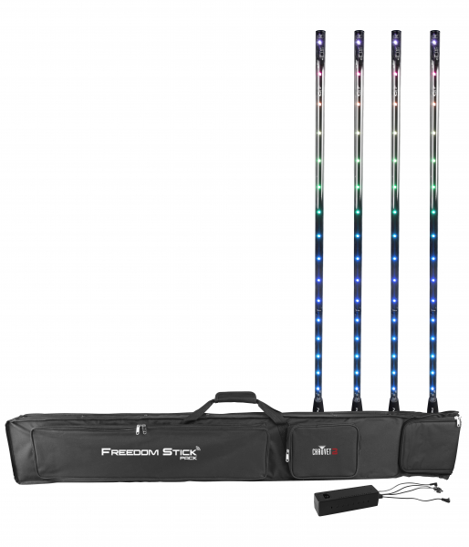 Chauvet Freedom Stick Pack 0