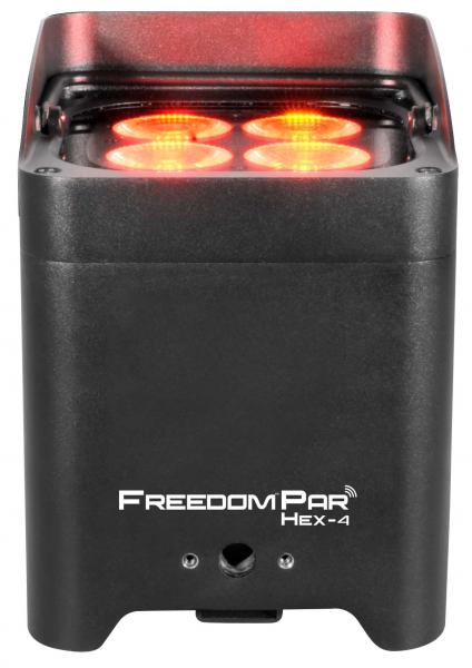 Freedom Par Hex-4 0