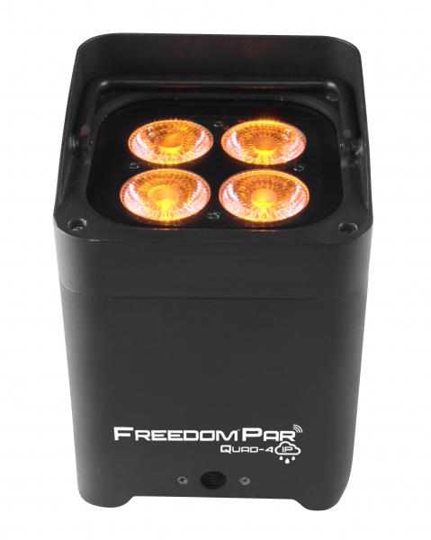 Chauvet Freedom Par Quad-4 IP 0