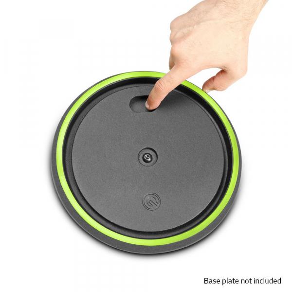 Greutate pentru baza rotunda stander microfon Gravity MS 2 WP [3]