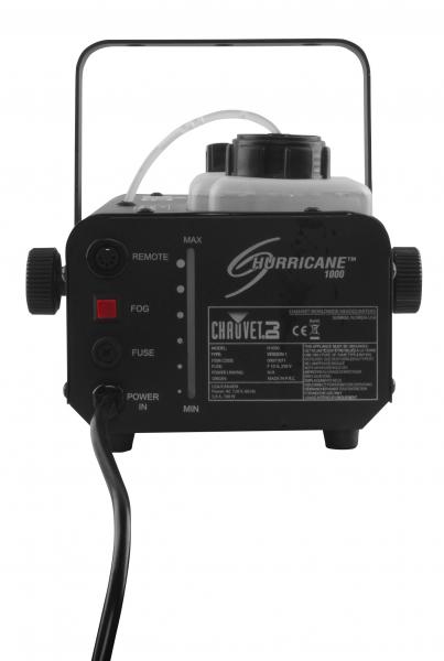 CHAUVET DJ Hurricane 1000 Masina de Fum de 805W 3