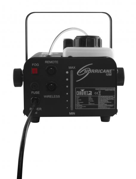 CHAUVET DJ Hurricane 1200 Masina de fum cu telecomanda si Timer [3]