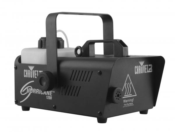 CHAUVET DJ Hurricane 1200 Masina de fum cu telecomanda si Timer [2]