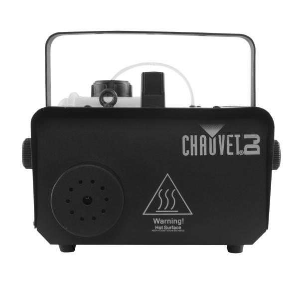 CHAUVET DJ Hurricane 1600 Masina de fum cu telecomanda si Timer 3
