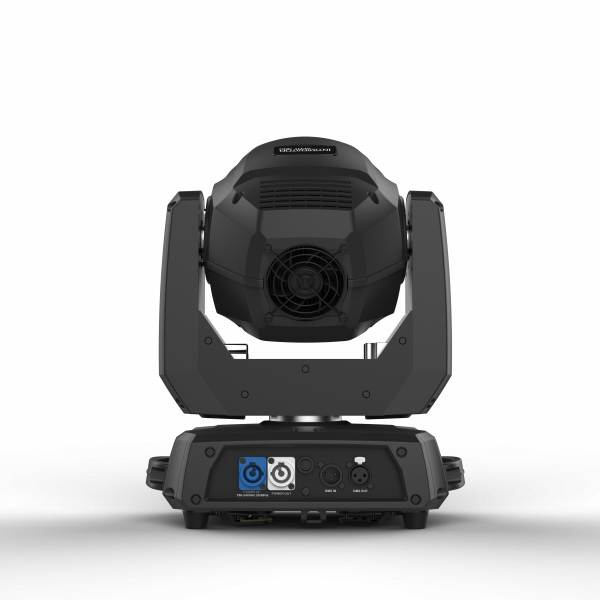 CHAUVET DJ Intimidator Spot 360 Moving Head Spot cu LED de 100W 2 Prisme Focus motorizat si Zoom manual 3