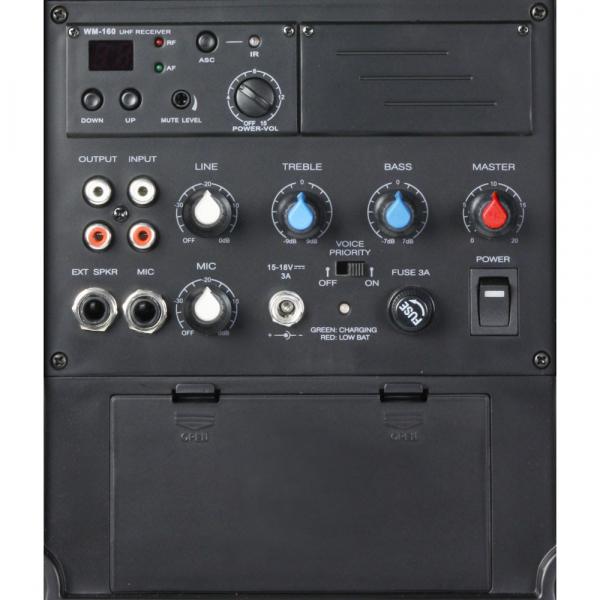 Boxa Activa Portabila LD Systems ROADBOY 65 B5 4