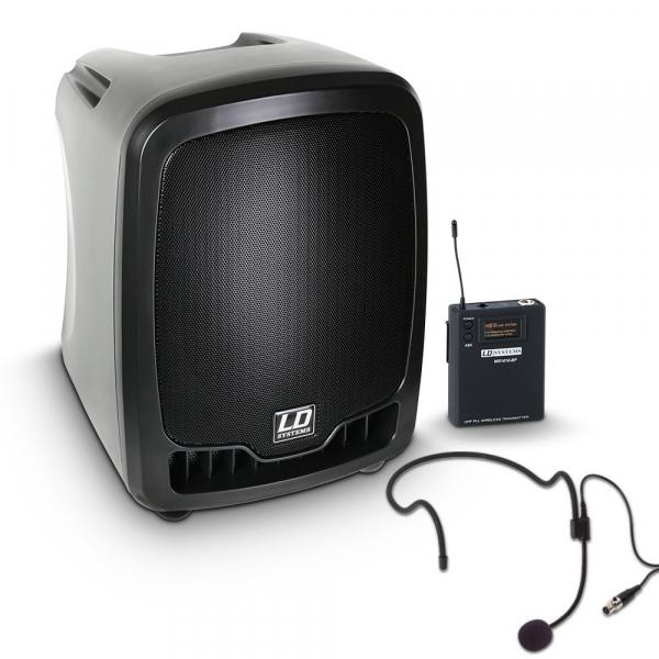 Boxa Activa Portabila cu in ear si headset LD Systems ROADBOY 65 HS B6 0