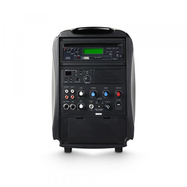 Boxa Activa Portabila cu in ear si headset LD Systems ROADBOY 65 HS B6 2