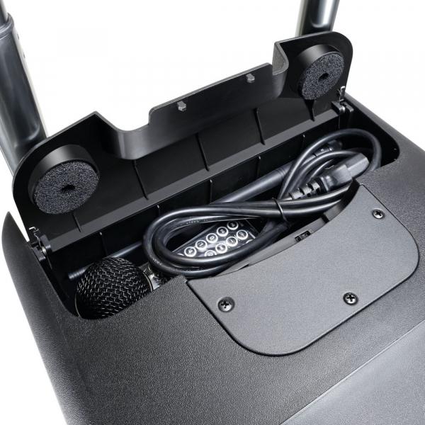 Boxa Activa Portabila cu baterii Bluetooth cu Microfon Wireless LD Systems ROADBUDDY 10 B5 [6]