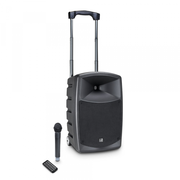 Boxa Activa Portabila cu baterii Bluetooth cu Microfon Wireless LD Systems ROADBUDDY 10 B6 [0]