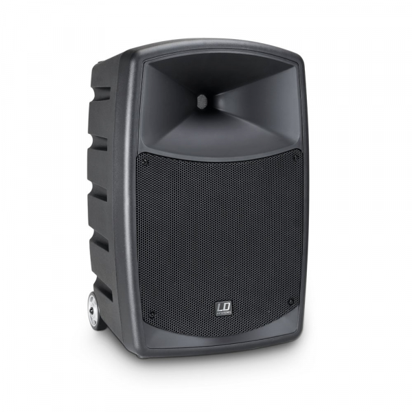 Boxa Activa Portabila cu baterii Bluetooth cu Microfon Wireless LD Systems ROADBUDDY 10 B6 [2]