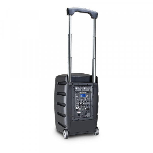 Boxa Activa Portabila cu baterie Headset si Microfon LD Systems  ROADBUDDY 10 HBH 2 [1]
