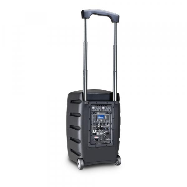 Boxa Activa Portabila cu baterie si 2 Microfone LD Systems ROADBUDDY 10 HHD 2 B5 [1]