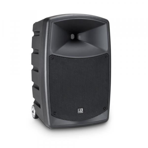Boxa Activa Portabila cu baterie si 2 Microfone LD Systems ROADBUDDY 10 HHD 2 2