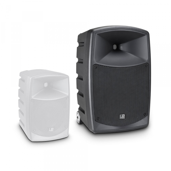 Boxa Activa Portabila Bluetooth cu Headset si In Ear LD Systems ROADBUDDY 10 HS B5 [8]