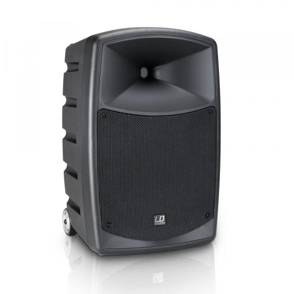 Boxa Activa Portabila Bluetooth cu Headset si In Ear LD Systems  ROADBUDDY 10 HS B6 2