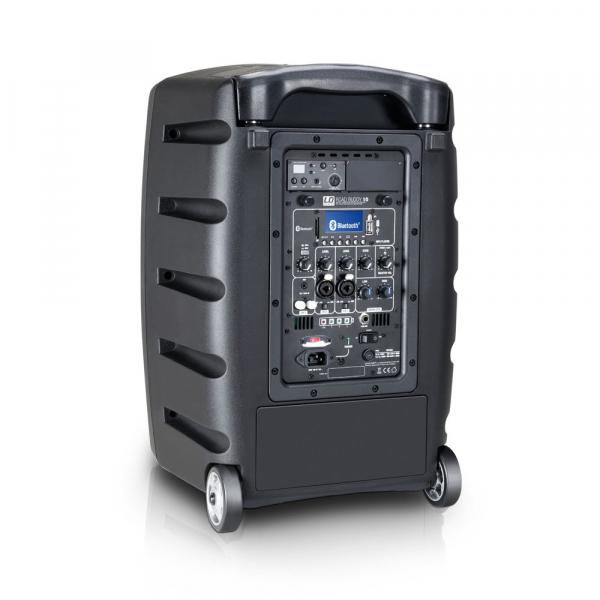 Boxa Activa Portabila Bluetooth cu Headset si In Ear LD Systems  ROADBUDDY 10 HS B6 3