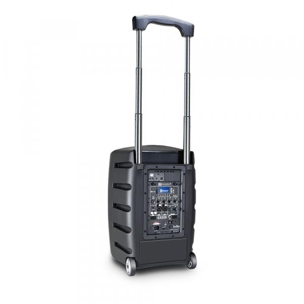 Boxa Activa Portabila cu baterii Bluetooth cu Microfon Wireless LD Systems ROADBUDDY 10 [1]