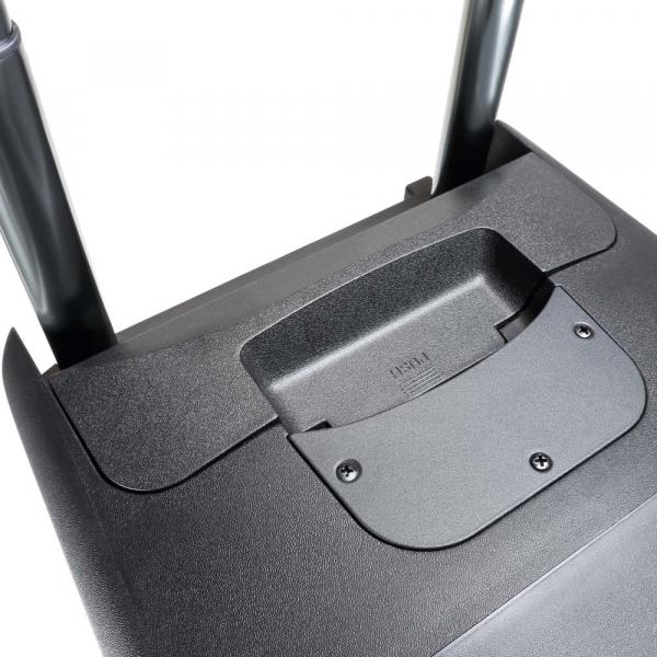 Boxa Activa Portabila cu baterii Bluetooth cu Microfon Wireless LD Systems ROADBUDDY 10 [5]