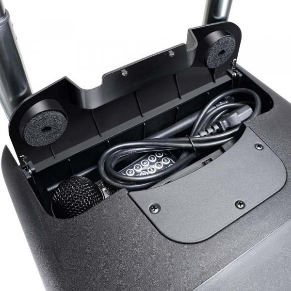 Boxa Activa Portabila cu baterii Bluetooth cu Microfon Wireless LD Systems ROADBUDDY 10 [6]