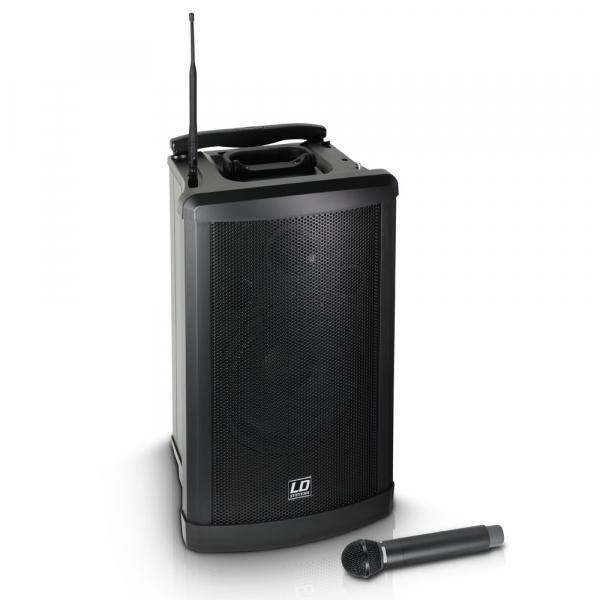 Boxa Activa Portabila cu microfon LD Systems ROADMAN 102 B6 0