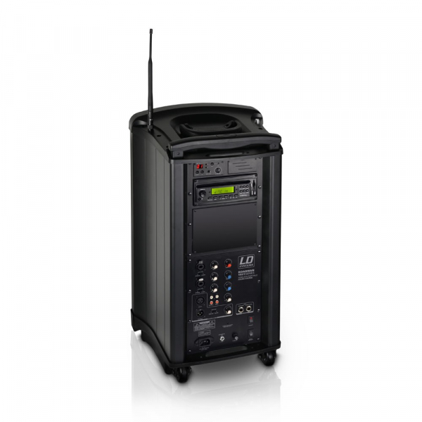 Boxa Activa Portabila cu microfon LD Systems ROADMAN 102 B6 1