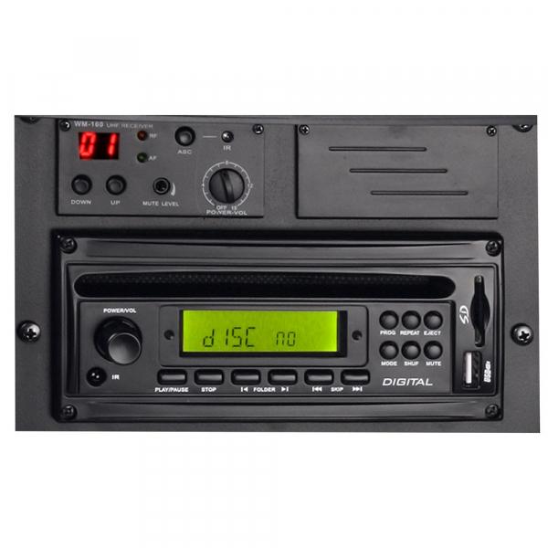 Boxa Activa Portabila cu microfon LD Systems ROADMAN 102 B6 5