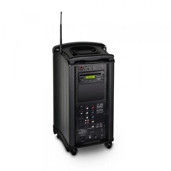 Boxa Activa Portabila cu microfon Headset LD Systems ROADMAN 102 HS 1