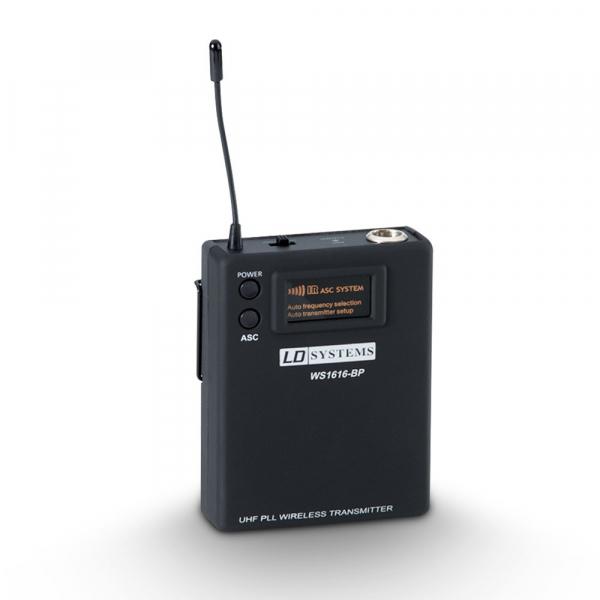 Boxa Activa Portabila cu microfon Headset LD Systems ROADMAN 102 HS 3