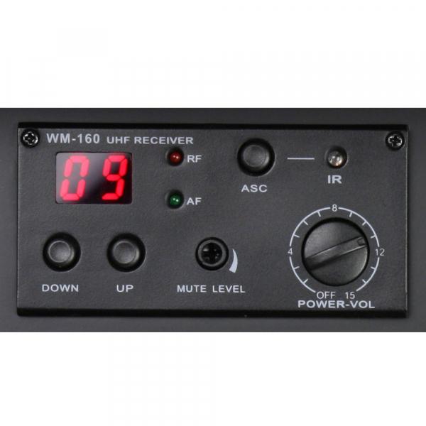 Boxa Activa Portabila cu microfon Headset LD Systems ROADMAN 102 HS 6