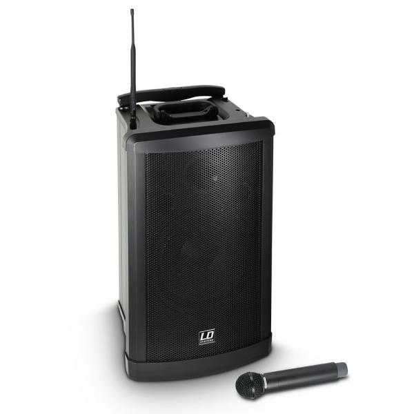 Boxa Activa Portabila cu microfon LD Systems ROADMAN 102 0
