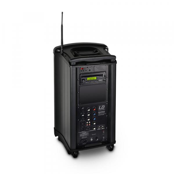 Boxa Activa Portabila cu microfon LD Systems ROADMAN 102 1