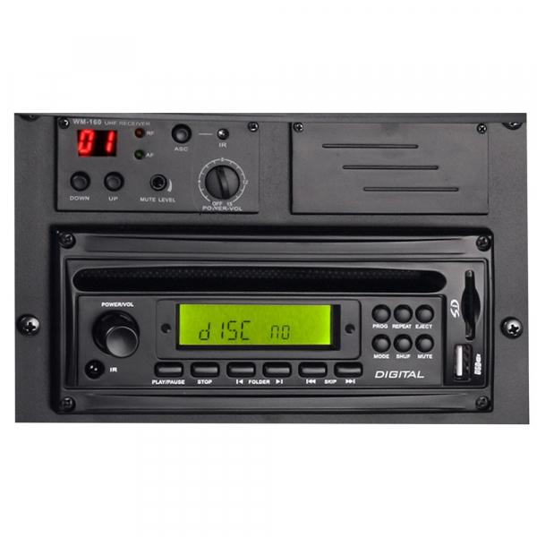 Boxa Activa Portabila cu microfon LD Systems ROADMAN 102 5