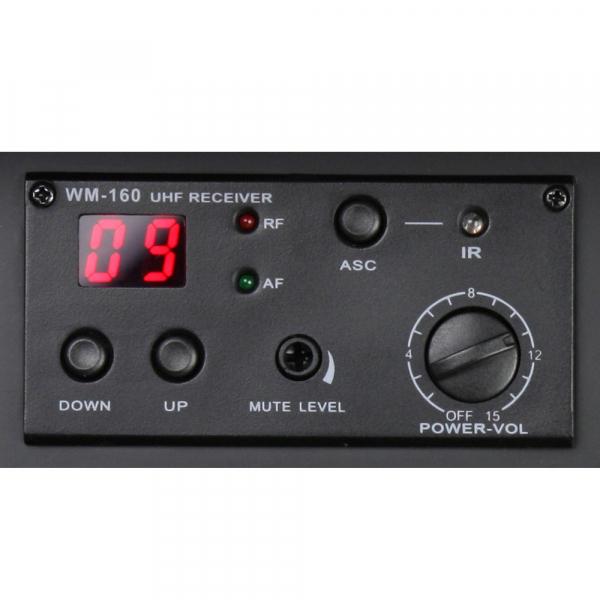 Boxa Activa Portabila cu microfon LD Systems ROADMAN 102 6